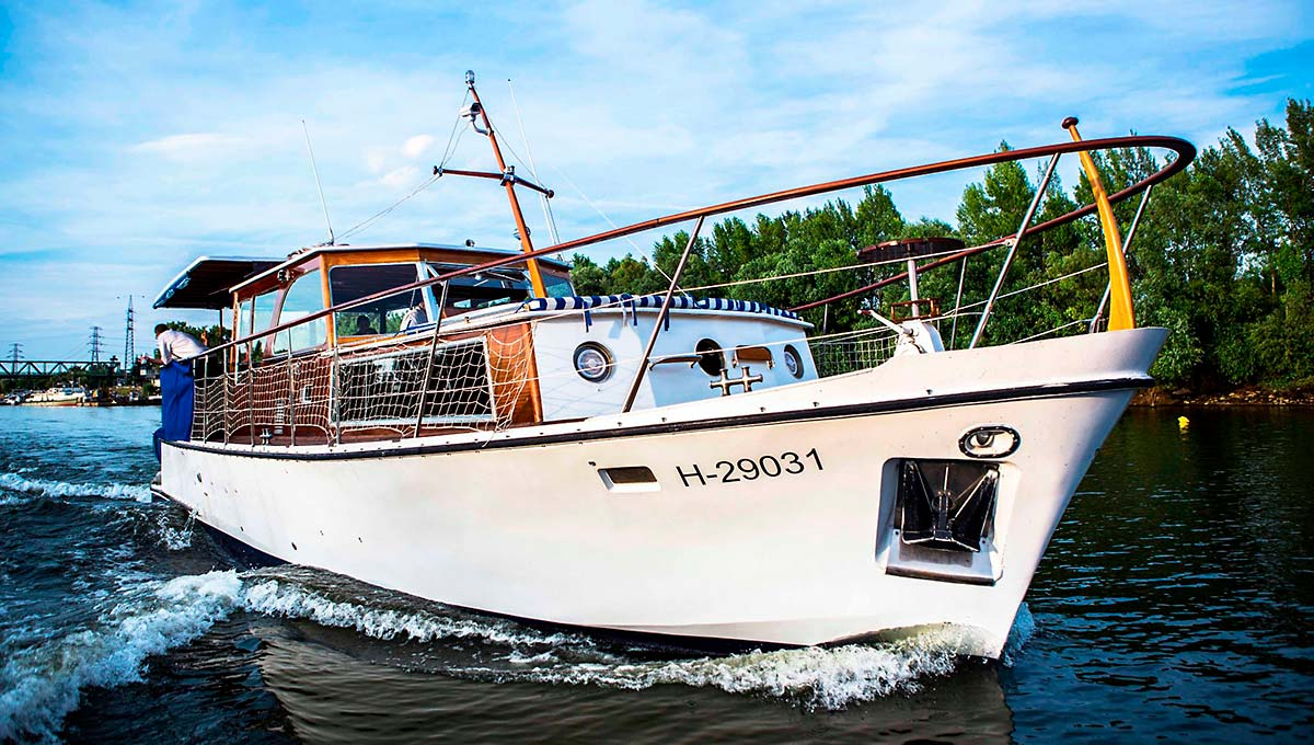 Thetis private yacht